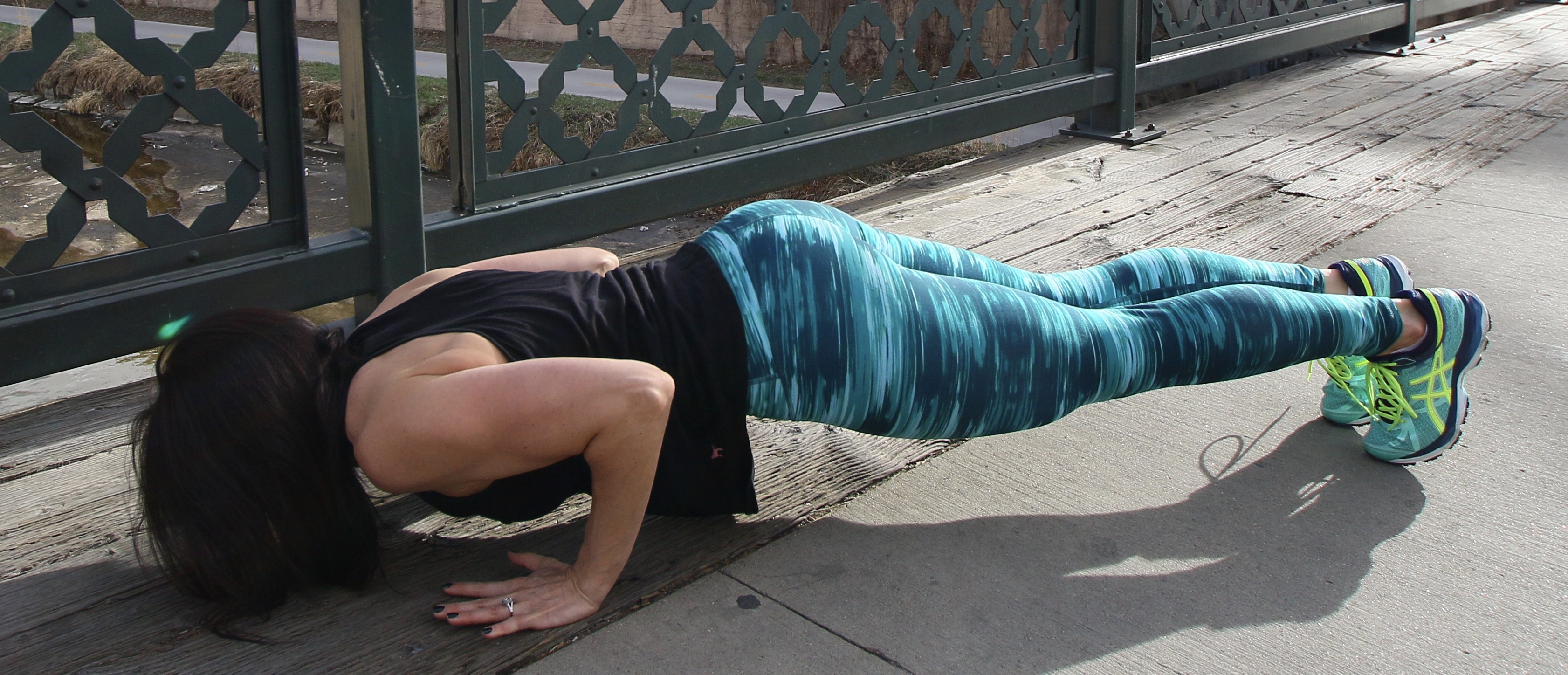 2-Minutes to a Stronger Core: Part II! Follow along video…
