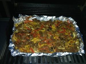Grilled Fajitas 2