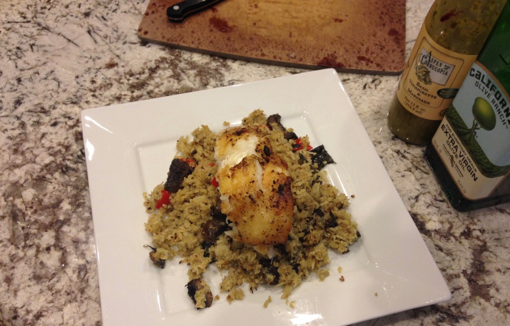 Cauliflower Rice 2