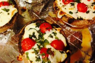 Portobello Pizza 2