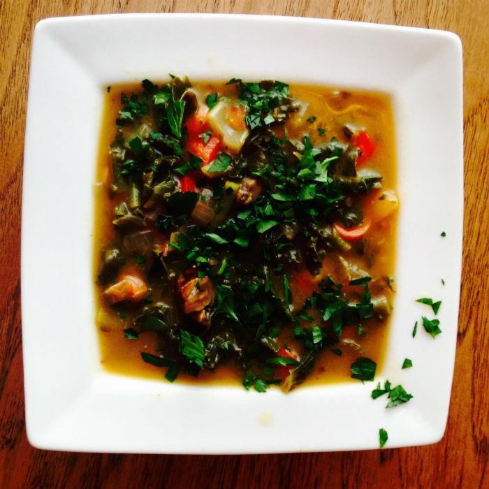 Super Greens Soup Missi