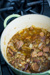 Black Eyed Peas Green Chili 4