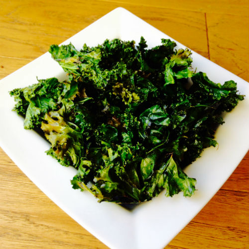 Crispy Kale 2