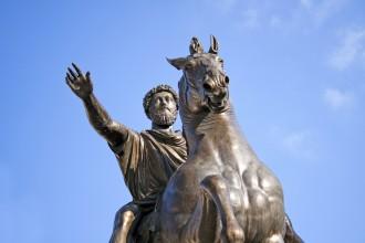 Marcus Aurelius, Roman Emperor, Rome, Italy