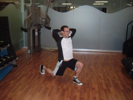 Crazy Workout Inside