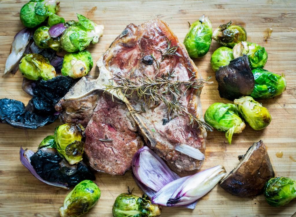 Caveman T-Bone Steak