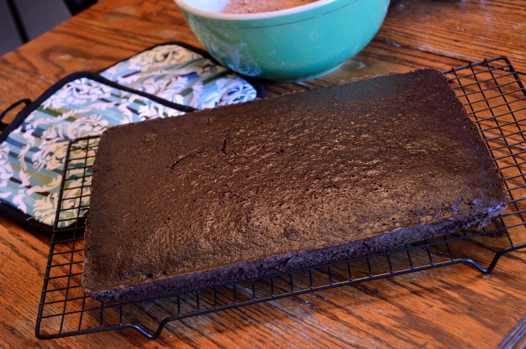 Guilt-Free, Chocolate Bourbon Brownies