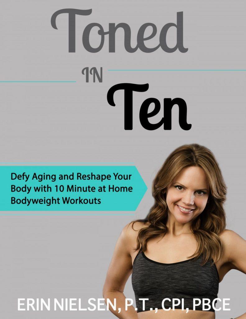 Erin Nielson, 10 minute bodyweight workout