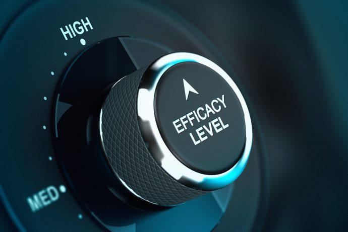 High Self Efficacy Level - Efficiency Objective