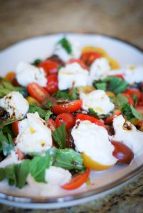 Burrata Caprese Salad: The Perfect Summer Recipe