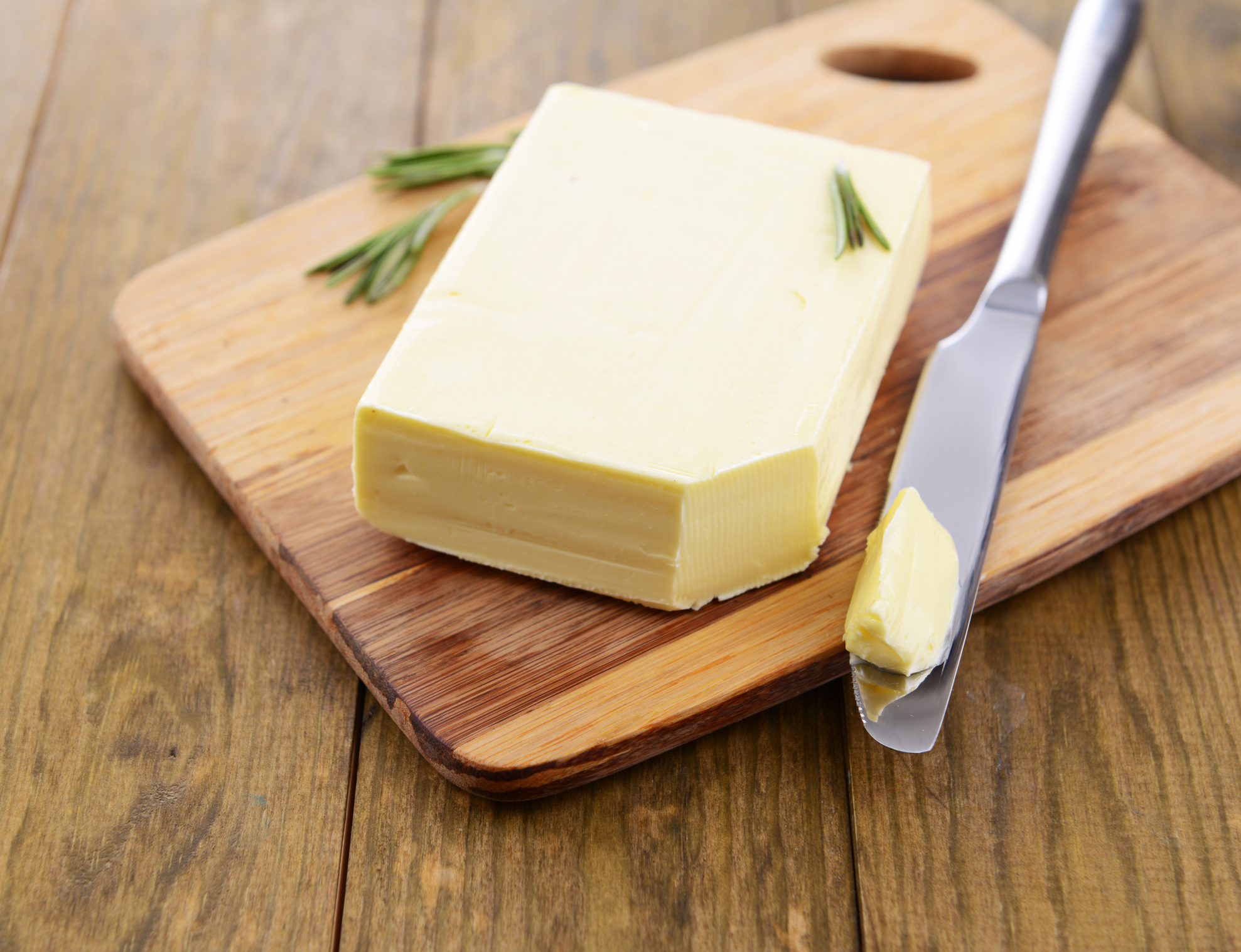 Is Butter Healthy?