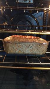 Cashew Carrot Cake 1