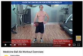 Unique Ab Exercise Videos