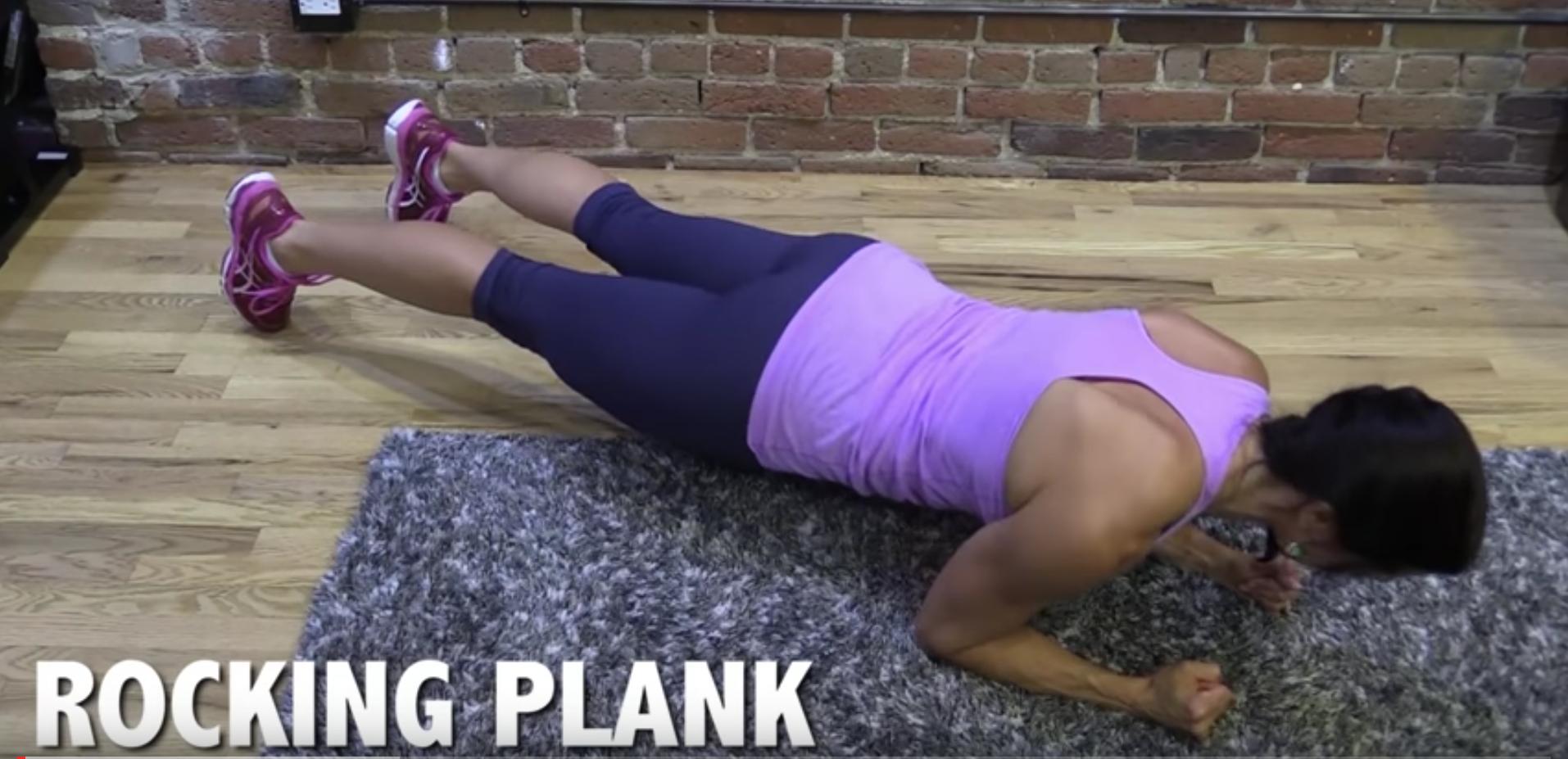 Rocking Plank