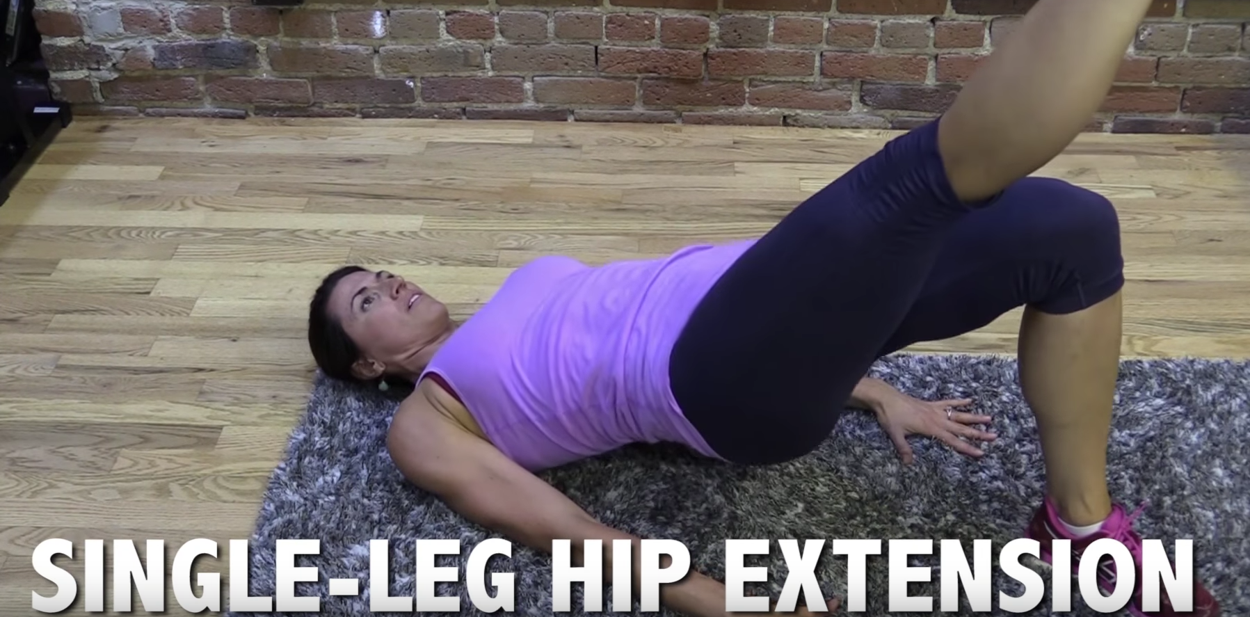 Single-Leg Hip Extension