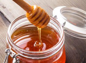 Honey hangover remedy