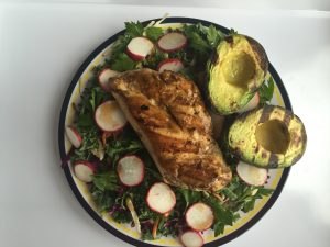 Grilled Avocado 6