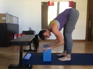 yoga pose modifications