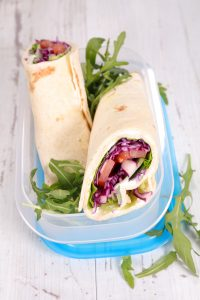 Healthy Habits: Planning Lunch