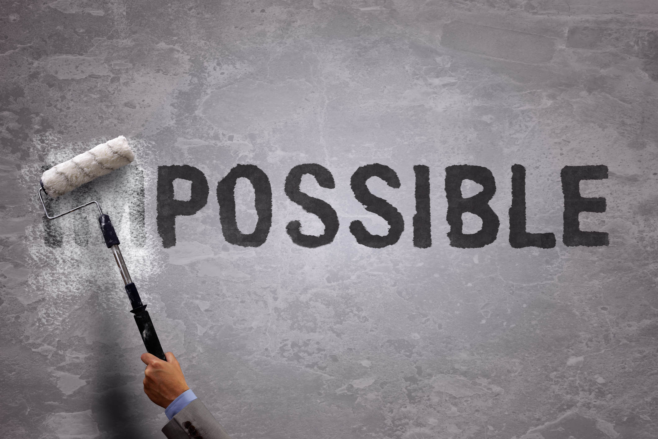 change impossible to the possible