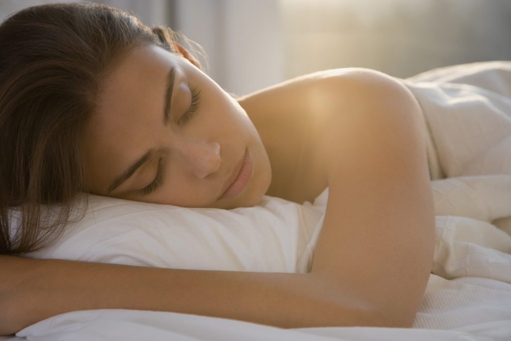 sleep more for increased daytime energy