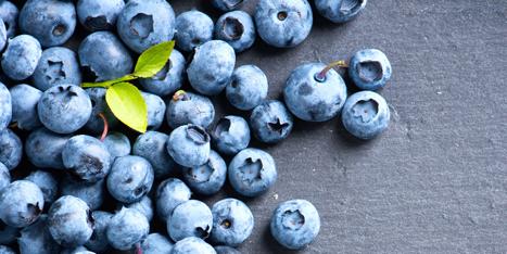 anti-aging blueberries