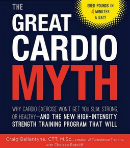 The Great Cardio Myth is Now Available