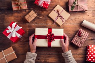 giving gifts and marketing success