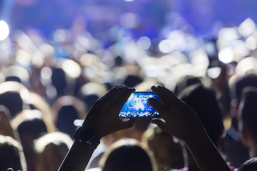 Live Content Is Rising in Popularity…Use It
