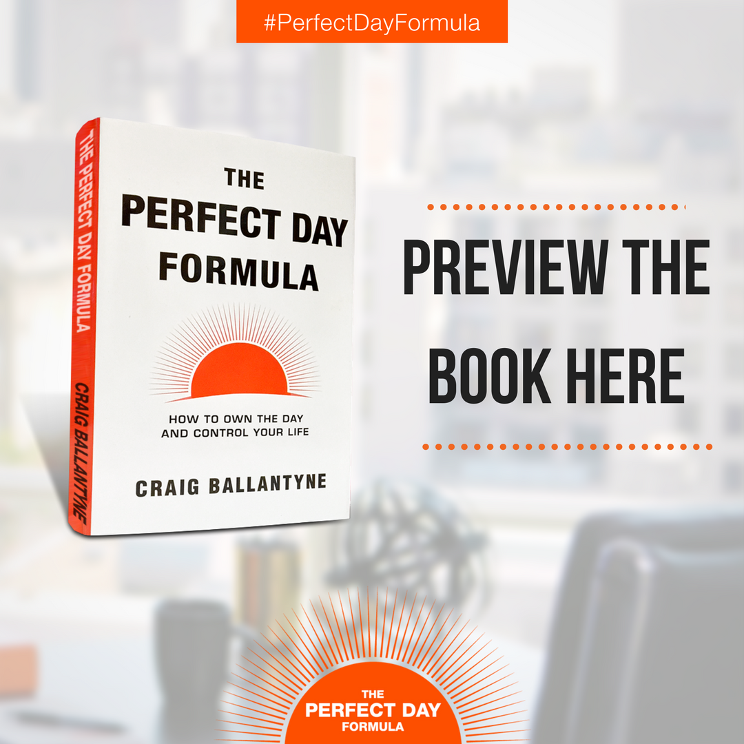 Perfect Day Formula promo