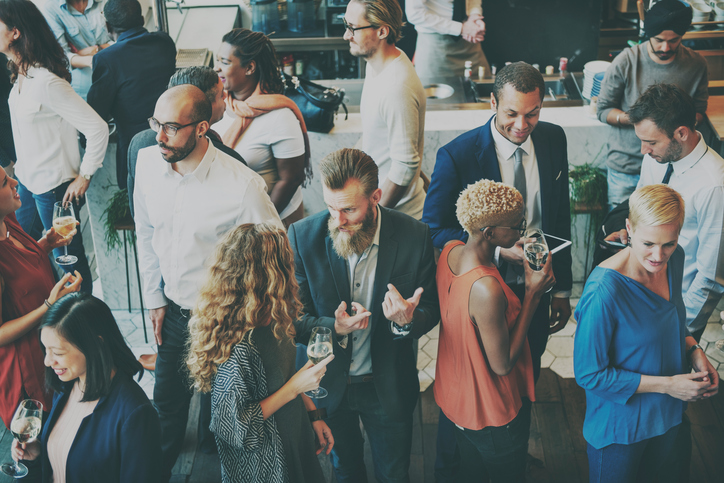5 Ways You're Losing Opportunities at Networking Events