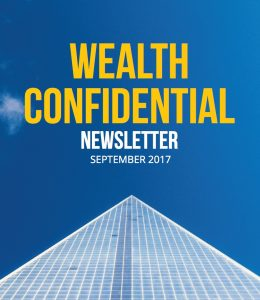 Wealth Confidential Newsletter