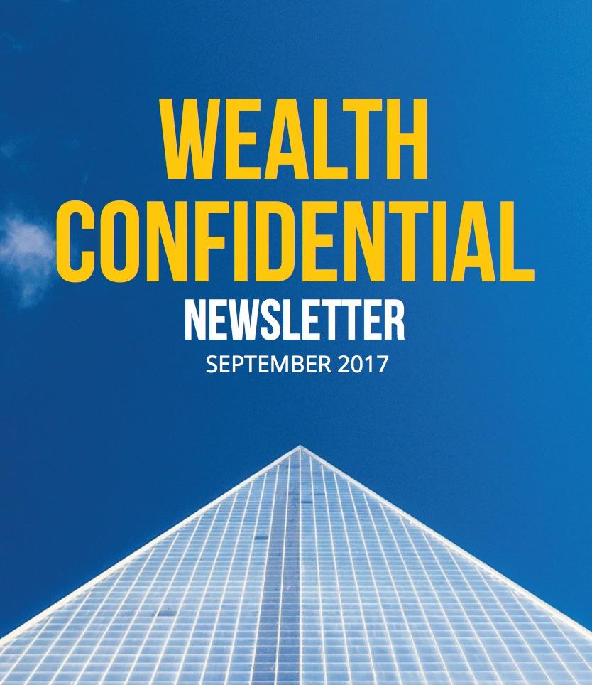 Wealth Confidential Newsletter
