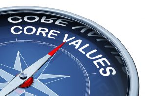 How to Create the Core Values that Guide Your Decisions