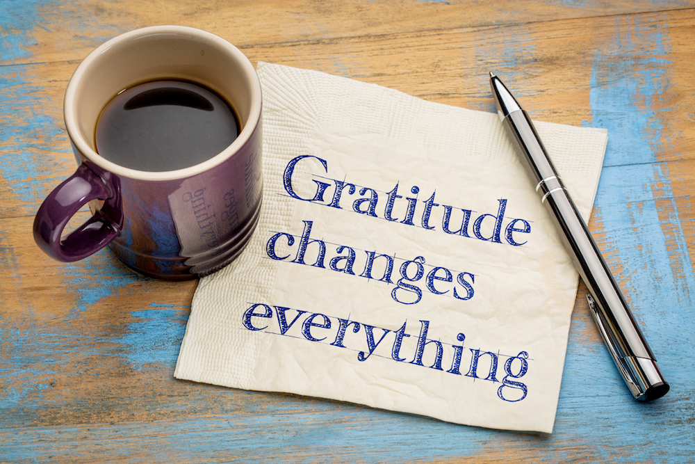 How to Practice Gratitude in a Meaningful Way Every Single Day