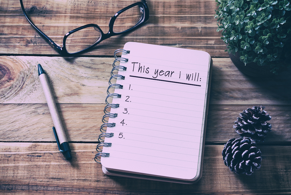 The New 1-2-3 Goal-Setting Routine to 10X Your Life and Business in 2019