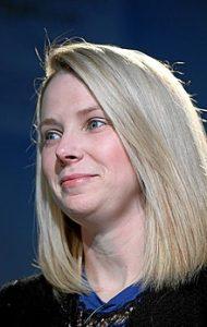Marissa Mayer, Yahoo