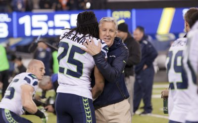 What Seahawks Coach Pete Carroll Can Teach You About Building Positive Company Culture
