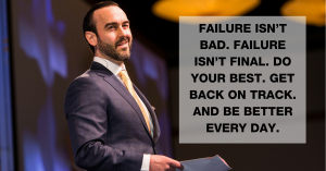 048 - My Most Embarrassing Business Mistakes and Career Failures Revealed!