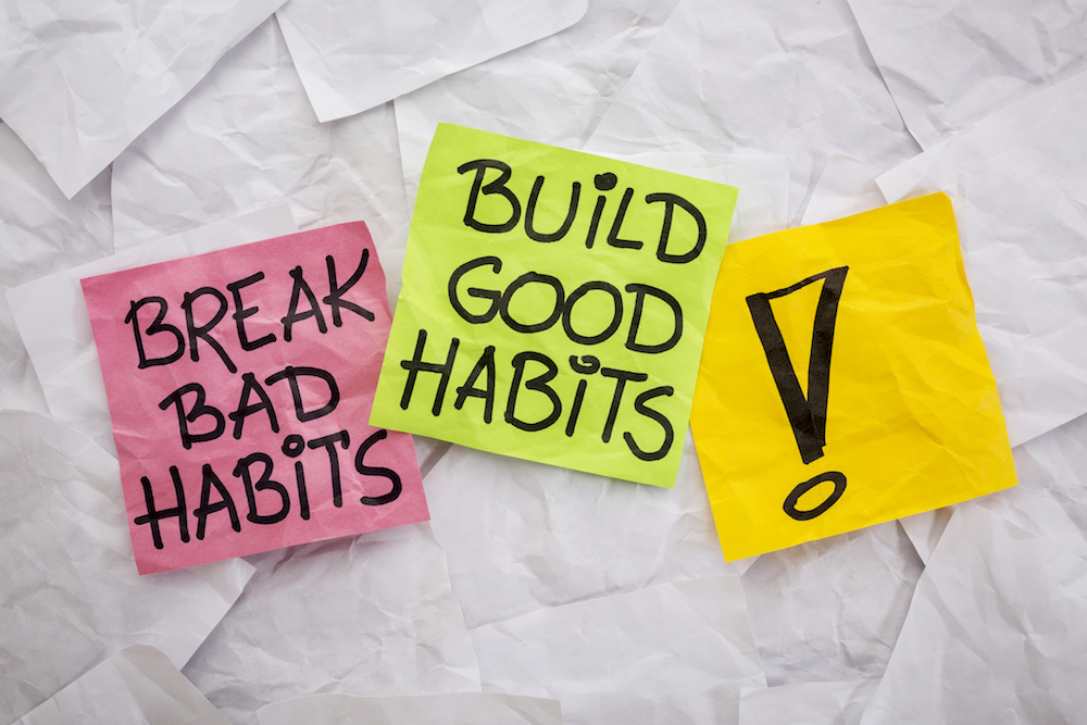 My 3 Biggest Success Habits of 2018