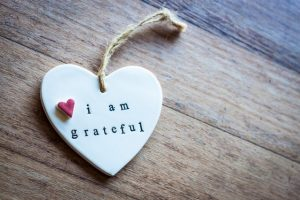 reasons to practice gratitude