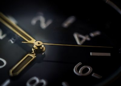four keys to time ownerships