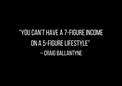 127 - How To Live Like a Millionaire and Make Money From This Success Mindset