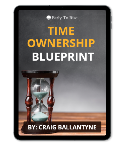 Time ownership blueprint